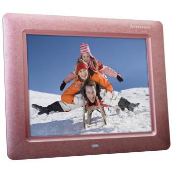 联想(Lenovo)8英寸数码相框P822(红)