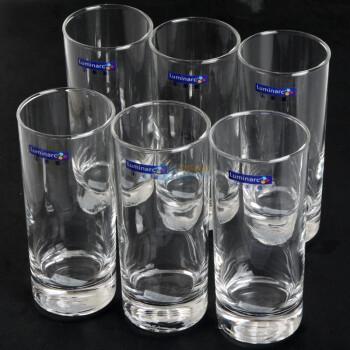乐美雅 伊斯朗 E5880直身玻璃杯¥29.9 可与其他家居品叠加满减