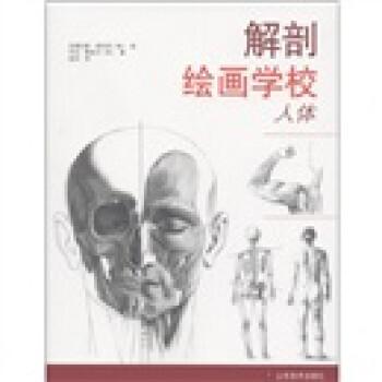 解剖绘画学校:人体  [Anatomy Drawing School Human] 试读