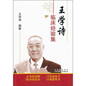 王学诗临床经验集 PDF版
