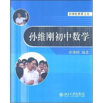 孙维刚教育文丛:孙维刚初中数学 PDF版下载