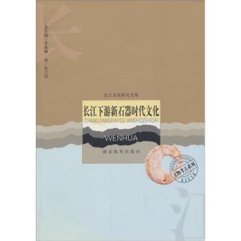 长江下游新石器时代文化 电子版