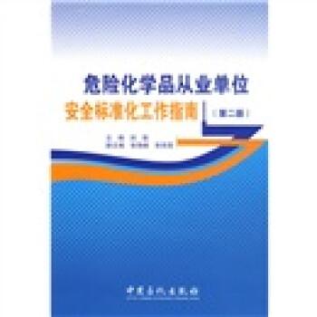 危险化学品从业单位安全标准工作指南 下载