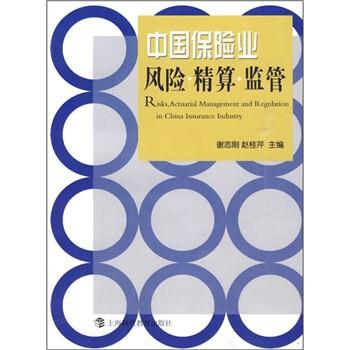 中国保险业:风险·精算·监管 电子书
