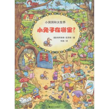小洞洞和大世界:小兔子在哪里 [3-6岁] 电子书