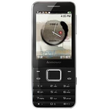 联想 P50 GSM手机(精逸黑)双卡双待