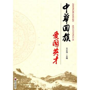 中华回族爱国英才 电子书下载