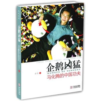 企鹅凶猛:马化腾的中国功夫 电子书