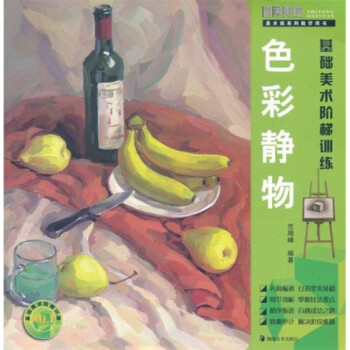 美术班系列教学用书·基础美术阶梯训练:色彩静物 在线阅读