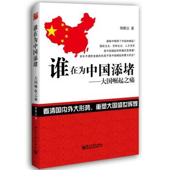 谁在为中国添堵:大国崛起之痛 在线阅读