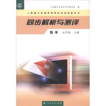 人教版义教课程标准实验教科书·同步解析与测评:数学 电子书