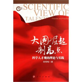 大国崛起制高点:科学人才观的理论与实践 电子版