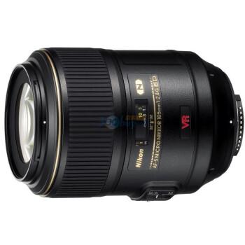 Nikon 尼康 AF-S VR 105mm f/2.8G IF-ED 自动对焦微距镜头 S型