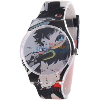 京东商城 多款 Swatch 斯沃琪 中性时尚腕表