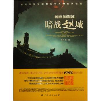 暗战赵城 PDF版