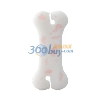 Bone 狗骨头耳机绕线器 浅粉色