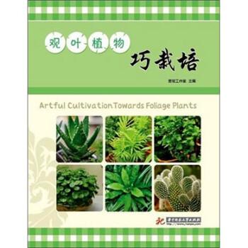 观叶植物巧栽培 电子书
