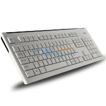 行货Fuhlen富勒L400 USB键盘,36.1元包邮