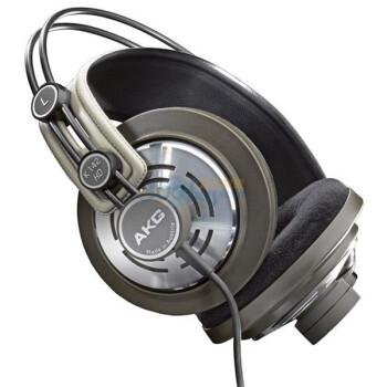 降100元 AKG 爱科技 K142HD 头戴式耳机 599元(下单立减100元 即499元包邮)