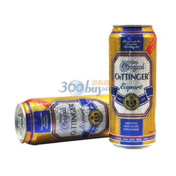 限华东华南等地区:OETTINGER 奥丁格 大麦啤酒 500ml*6罐