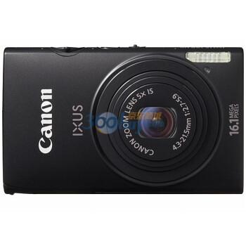 Canon 佳能 IXUS125 HS 数码相机(1610万、5倍光变、24mm广角)