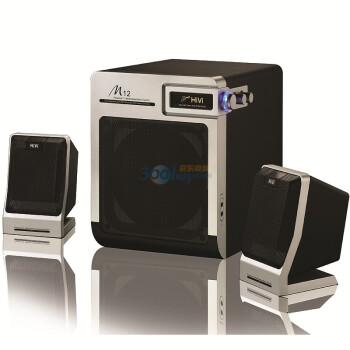 HiVi 惠威 M12 2.1多媒体音箱
