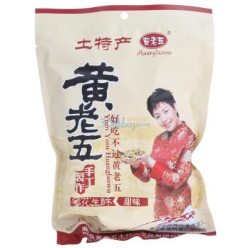 黄老五袋装花生酥甜味418g