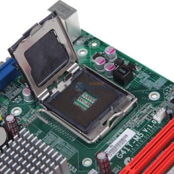 精英 ECS G41T M5 V1.0主板 Intel G41 LGA 775图片