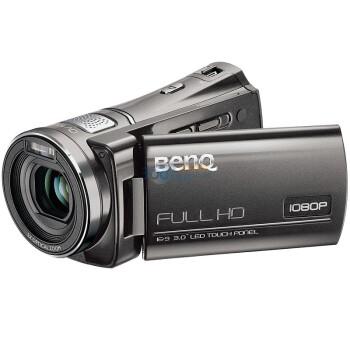 明基(BenQ)M22全高清数码摄像机(灰色)