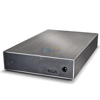 再特价 LaCie 莱斯 Minimus系列  USB3.0  3.5英寸移动硬盘 2TB (301967)499元包邮