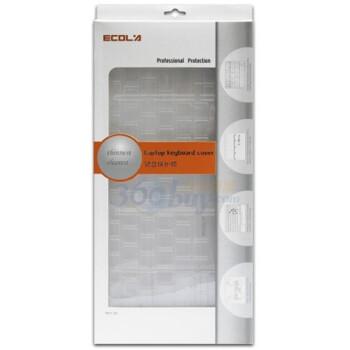 宜客莱(ECOLA) EH005 超薄透明键盘保护膜 (惠普ProBook 4411s/4410S/