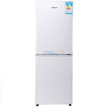 行货Panasonic松下NR-B17SP1-W 170升双开门冰箱白色,1499元
