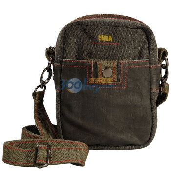 NBA小挎包BD02306牛仔帆布色