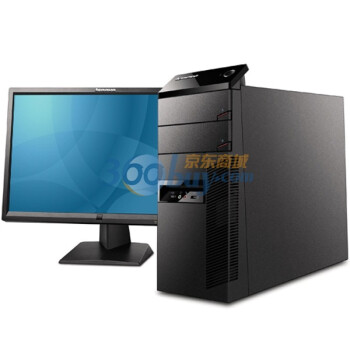 联想(Lenovo)扬天M6600N 台式电脑(双核E6600 4G内存 500G硬盘 512M独显