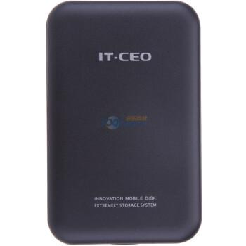 IT-CEO IT-700 移动硬盘盒 2.5寸 SATA接口(黑色)