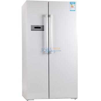 博世 (BOSCH) KAN62V01TI 601升 对开门冰箱(白色)