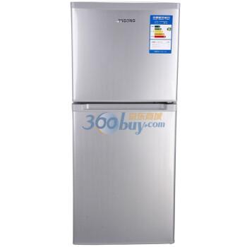 租房利器:JINSONG 金松 素雅系列 BCD-116 双门冰箱(116L)