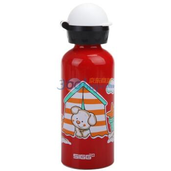 手慢无:SIGG 希格 8091.00 马戏团400ml水瓶