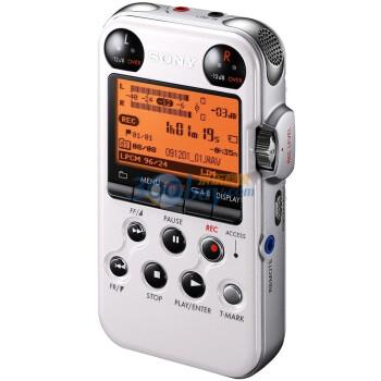 SONY 索尼 PCM-M10 录音笔 白色版
