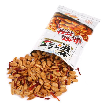 黄飞红 麻辣花生整箱装(210g*16包), 129元江浙沪皖包邮