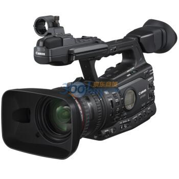 佳能(Canon) XF305 专业数码摄像机(621万像素 18倍光学变焦 闪存式 4.0英寸液晶屏)