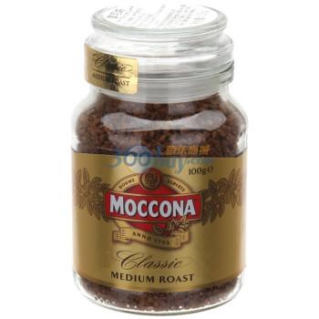 Moccona 摩可纳 Classic经典系列 中度烘焙即溶咖啡 200g