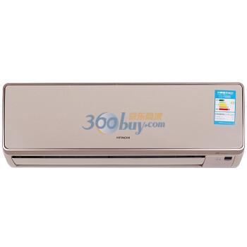 日立(HITACHI) RAS/C-35DVYB  1.5匹 冷暖挂机变频空调 爵金