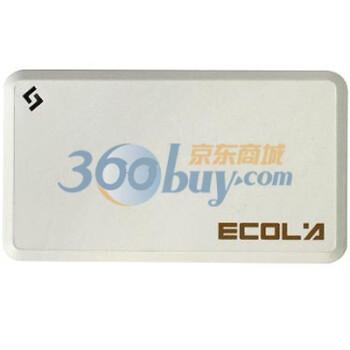 宜客莱 (ECOLA) CRD-018WT 艾默斯USB2.0多合一多功能读卡器(白色)