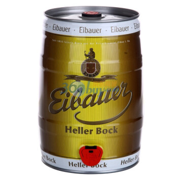 Eibauer 爱堡 烈性啤酒 5L