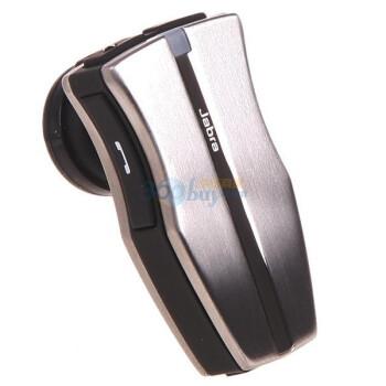 捷波朗(Jabra) JX10 Cara蓝牙耳机 风尚纯钢版 同一时间内配对2部蓝牙设备