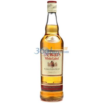 Dewar's 帝王 白牌 调配苏格兰威士忌 750ml