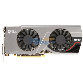 MSI 微星 R6930 Twin Frozr III 1GD5 Power Edition/OC显卡