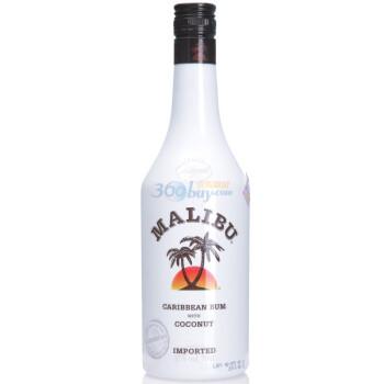 MALIBU 马利宝 椰子朗姆酒 700ml