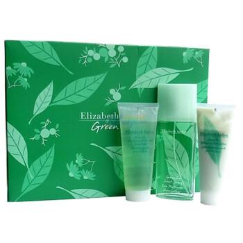 正品Elizabeth Arden雅顿绿茶三件套礼盒,189元